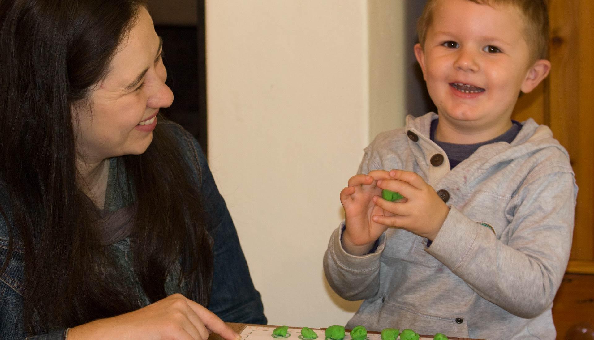 Vind op 'n speelse manier uit wat regtig in jou kind se hart aangaan.